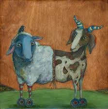 half-sheep